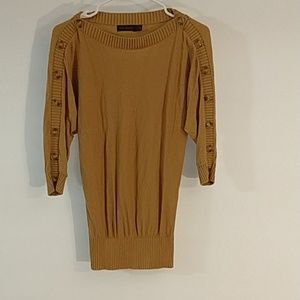 The LIMITED- long sleeve sweater size Small (0167)